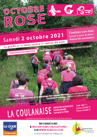 Affiche La Coulanaise 2021